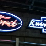 Ford and Chevy