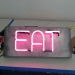 neon cabinet