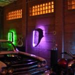 neon car grills