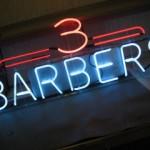 3 barbers