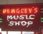 Hewgley's neon